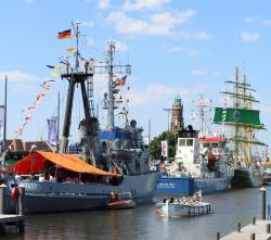 """""""Seestadtfest - Landgang Bremerhaven"""" zieht zahlreiche Besucher an"""