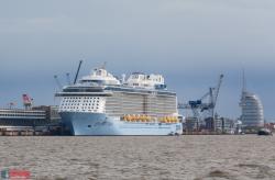 Bremerhaven profitiert weiterhin vom Kreuzfahrtboom